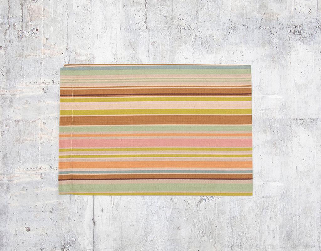 Dash & Albert Zanzibar Stripe Napkin