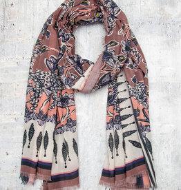 Masai Scarf Amira Peach Blossom