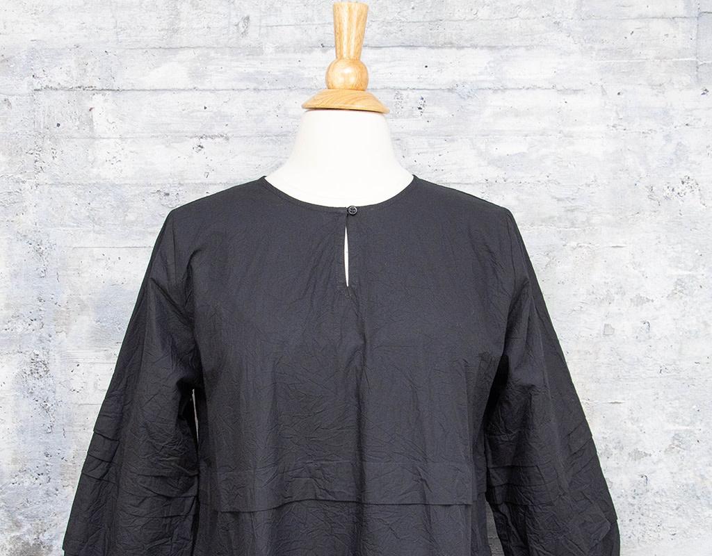 Masai Dress Nebitta in Black