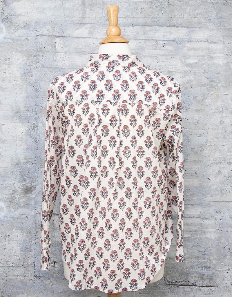 Masai Shirt Imma Emberglow