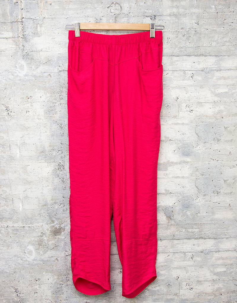 Q-Neel Pants Trousers in Pink