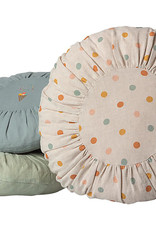 Maileg Cushion Round Multi Dot Large