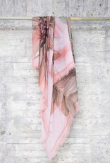 Fraas Scarf Think Eco Poly Light Rose