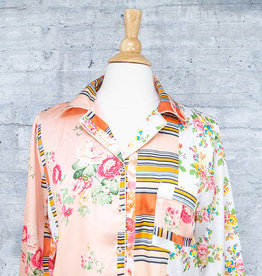 Tolani Pajama Set Chrysanthemum