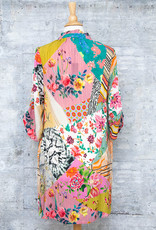 Tolani Tunic Sia Patch with Mask