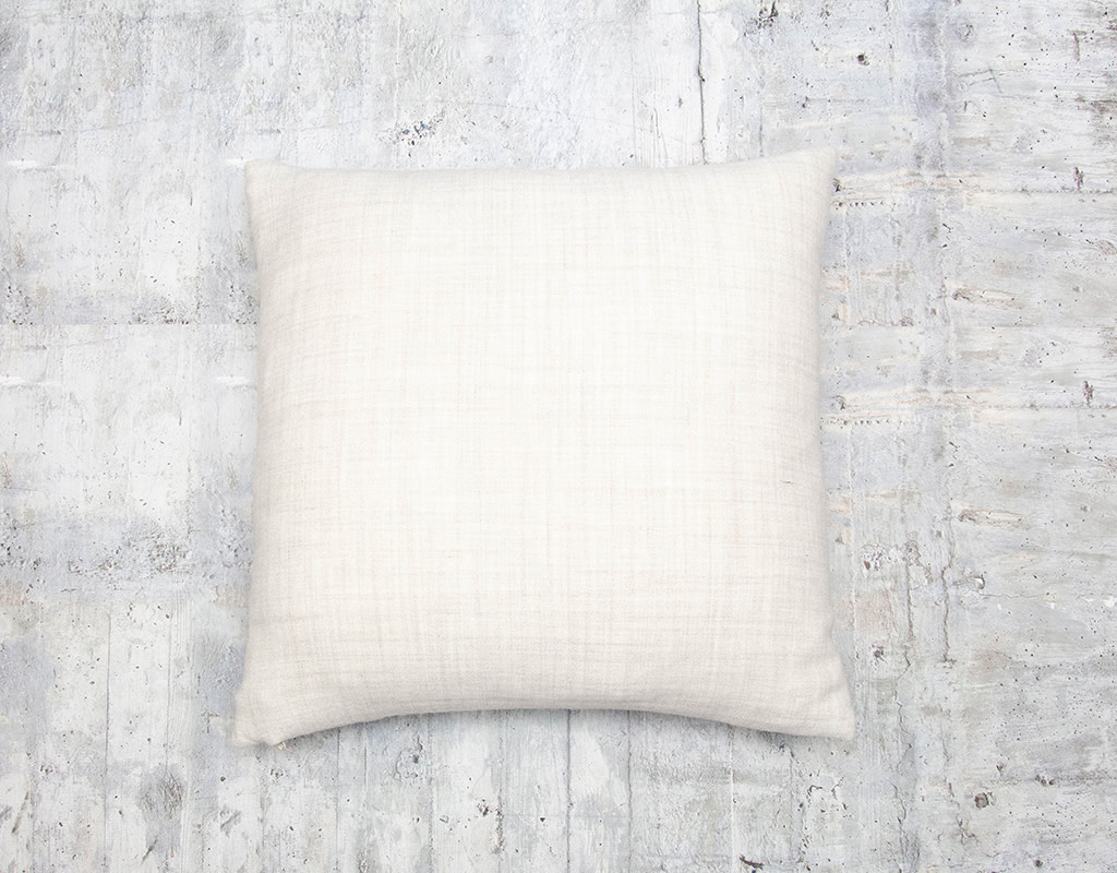 Kreatelier Woodland Friends Pillow Dog 17 x 17in
