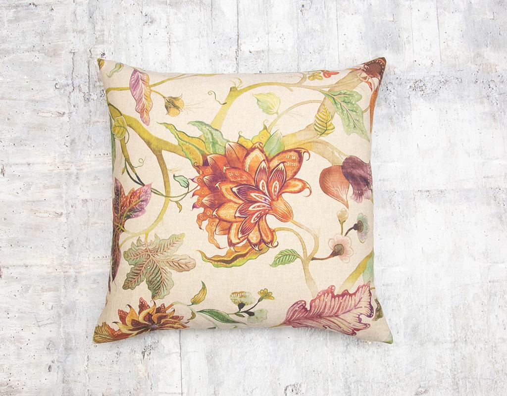 Kreatelier Delilah Pillow Spice 18 x 18in