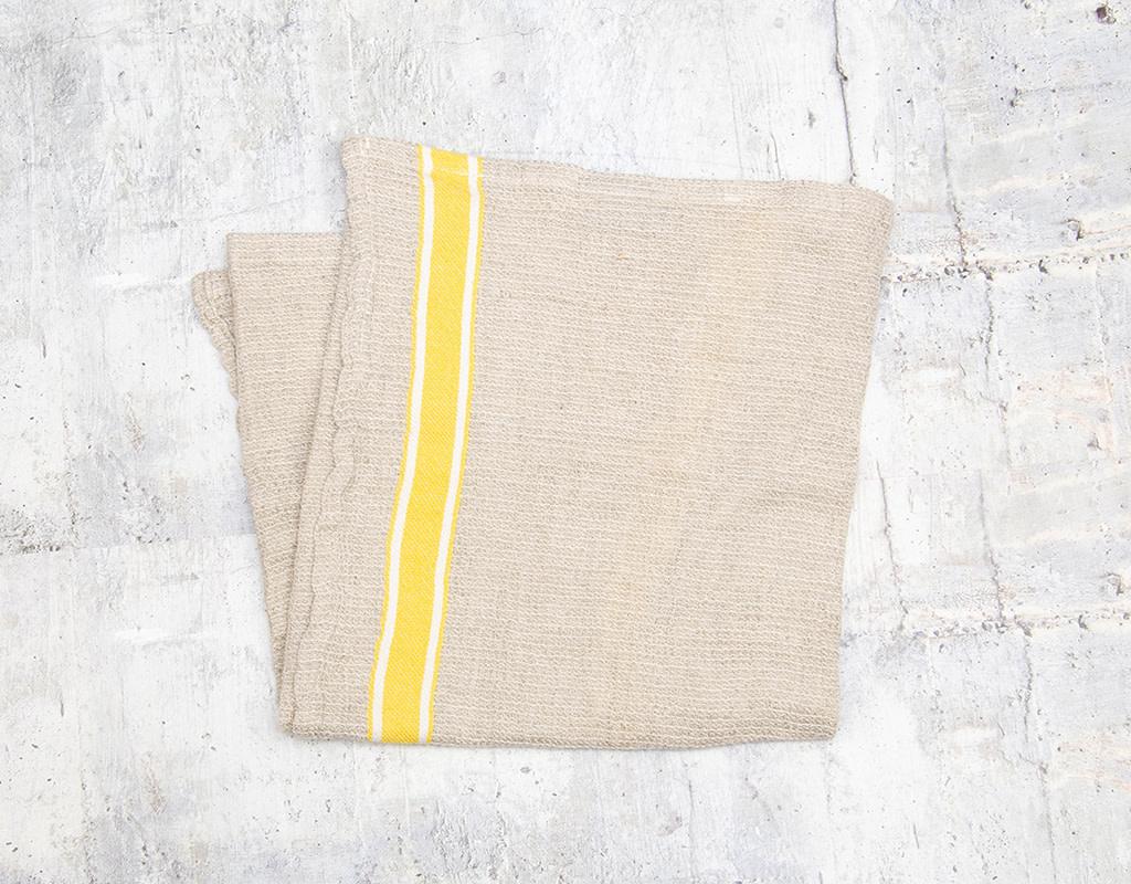 Pokoloko Linen Hand Towel Dandelion