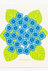 Cose Nuove Swedish Dischcloth Hydrangea