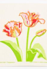 Cose Nuove Swedish Dischcloth Parrot Tulip