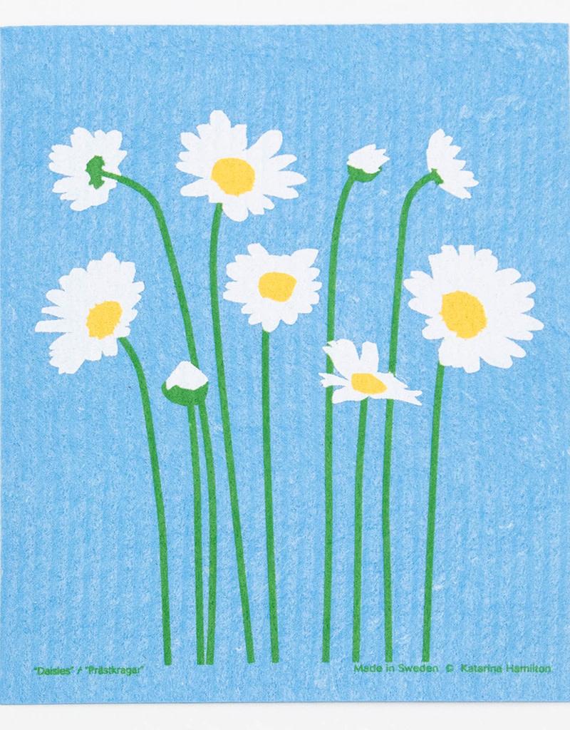 Cose Nuove Swedish Dischcloth Daisy Garden