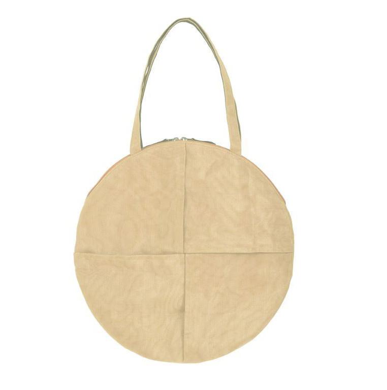 HHPLIFT Circle Shoulder Bag Sand