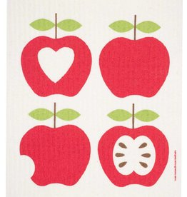 Swedish Dischcloth 4 Apples