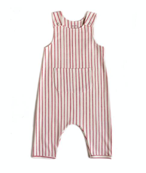 Pehr Designs Overall Stripes Away Dark Pink