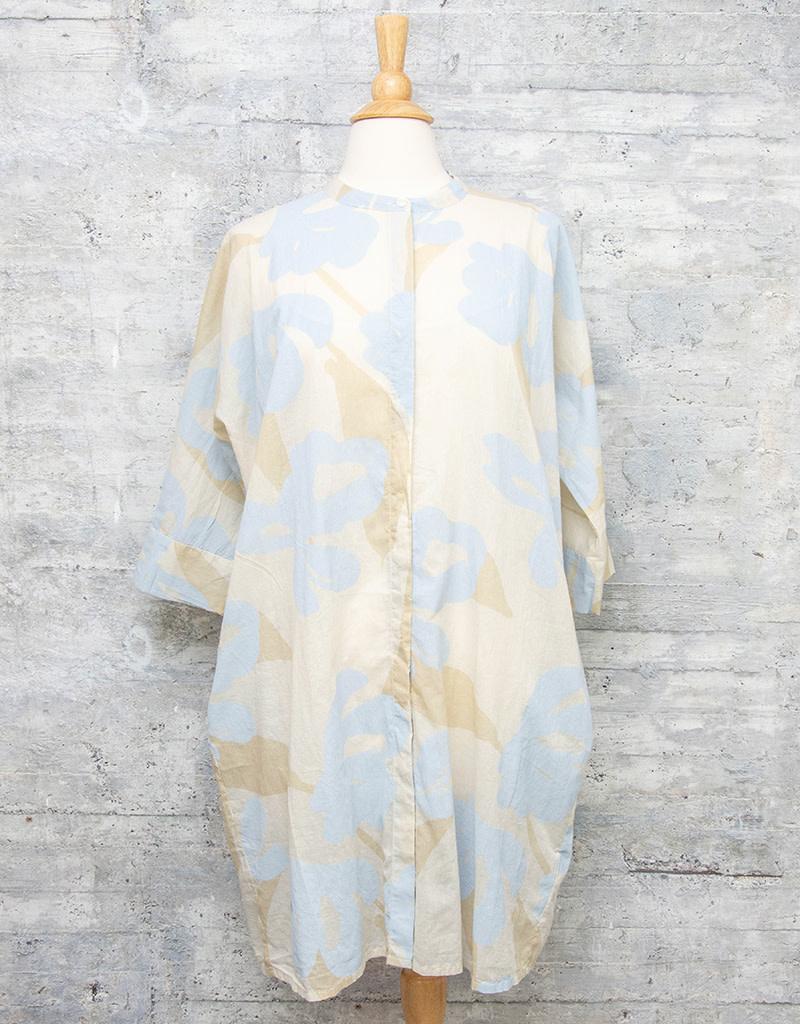 Masai Dress Losetta Cash Blue