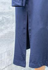 AP. NY Cardigan Long Sleeve in Navy