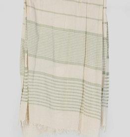 Pokoloko Turkish Towel Sarah Basil