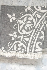 Pokoloko Turkish Towel Leonora Black
