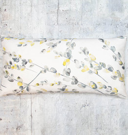 Kreatelier Leilani Mimosa Pillow  10 x 20in