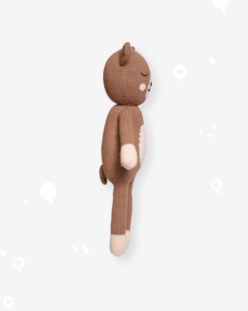 Knitabuddy Soft Toy Marty The Bear