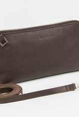 Laura Burkett Designs Triforma Convertible Sling Dark Chocolate / Perforated