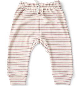Pehr Designs Organic Harem Pant Stripes Away Pink