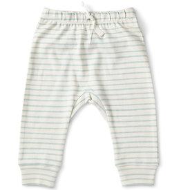 Pehr Designs Organic Harem Pant Stripes Away Sea