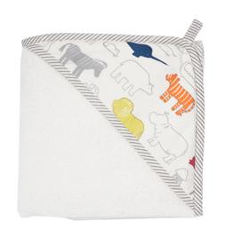 Pehr Designs Hooded Towel Noah's Ark