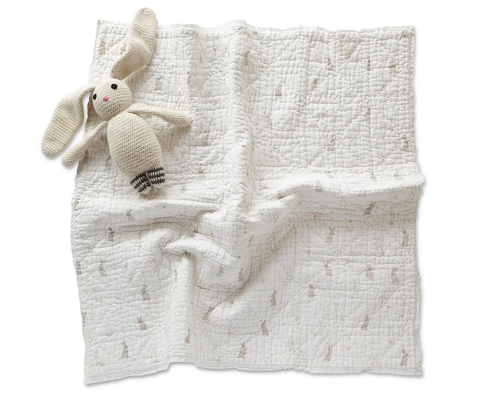Pehr Designs Blanket Bunny Hop