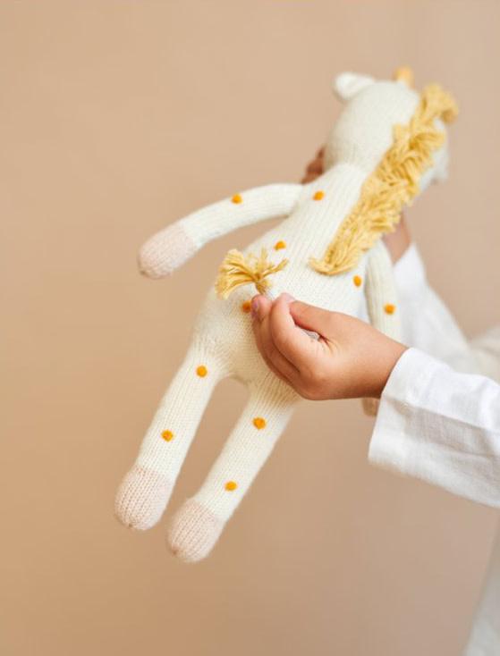 Knitabuddy Soft Toy Sally The Giraffe