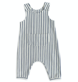 Pehr Designs Overall Stripes Away Ink Blue