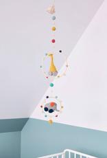 Pehr Designs Hoop Mobile Pull Toys