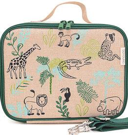 So Young Lunch Box Safari Friends