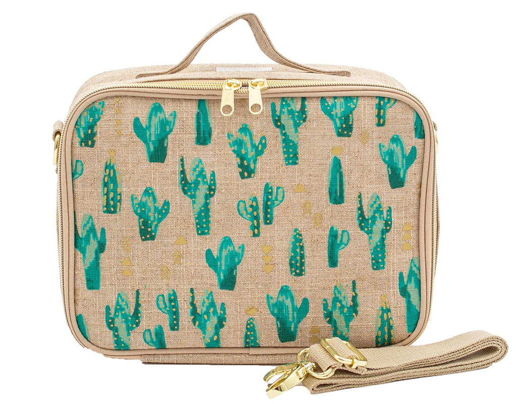 So Young Lunch Box Cacti Desert
