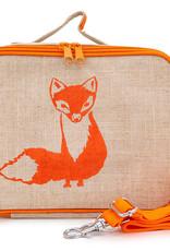 So Young Lunch Box Orange Fox