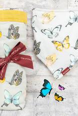Milkbarn Bundle Butterfly Kerchief & Big Lovey