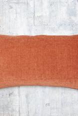 Kreatelier Manchurian Forest Pillow Cinnabar 23 x 14in