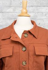 Zenara Short Jacket Maple