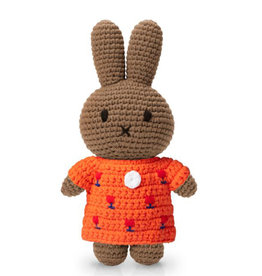 Just Dutch Melanie Handmade in Orange Tulip Dress