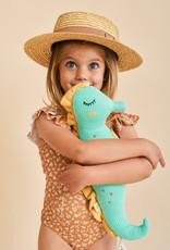 Knitabuddy Soft Toy Minty The Seahorse