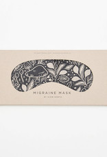 Slow North Eye Mask Therapy Pack Mystical Mushroom