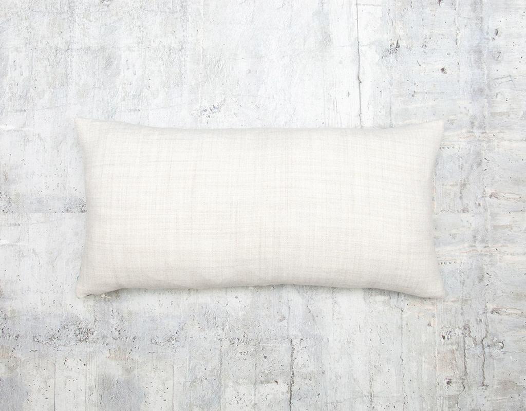 Kreatelier Meadowfield Lime Pillow 10 x 20in