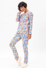 Rockflowerpaper Organic Cotton Pajama Primrose Set