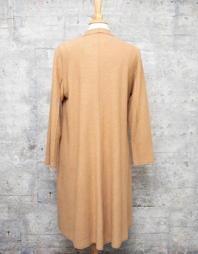 Q-Neel Jacket Camel
