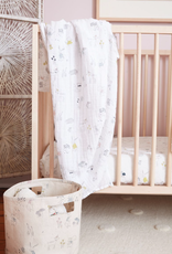 Pehr Designs Swaddle Blanket Magical Forest