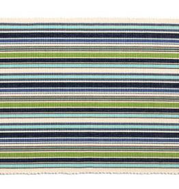 Dash & Albert Pond Stripe Placemat Set of 4