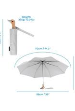 Original Duckhead Cool Grey Compact Umbrella