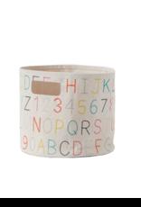 Pehr Designs Printed Bin Alphabet S