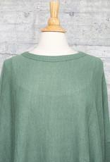 Mer-Sea & Co Catalina Crewneck Sweater Soft Sage