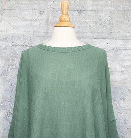 Mer-Sea Catalina Crewneck Sweater Soft Sage